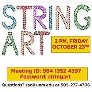 Image for: String Art - Virtual