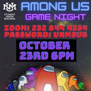 Image for: Among Us Game Night
