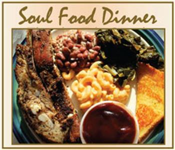 Villanova university calendar soul food dinner for African american cuisine