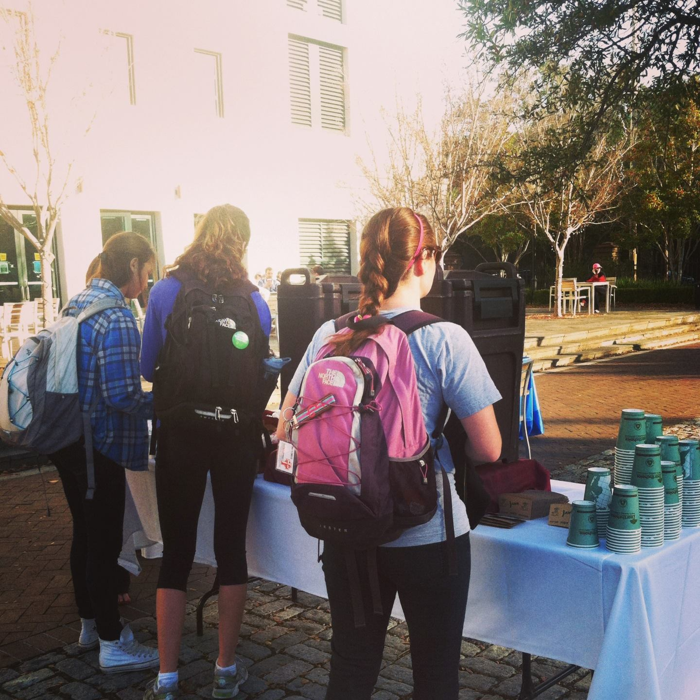 College Of Charleston Dining Services Grab And Go Breakfast On The