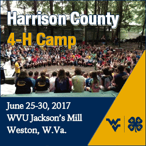 423ec267f306f WVU Extension Harrison County - 2017 Harrison County 4-H Camp