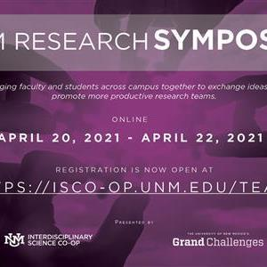 Image for: UNM Team Research Symposium
