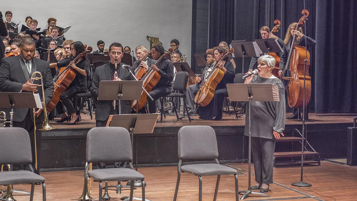 Department of Music Gala