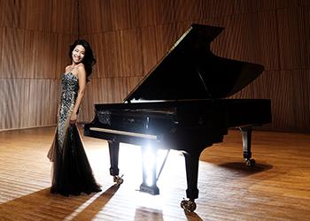 Music Series at Akin: Pianist Joyce Yang