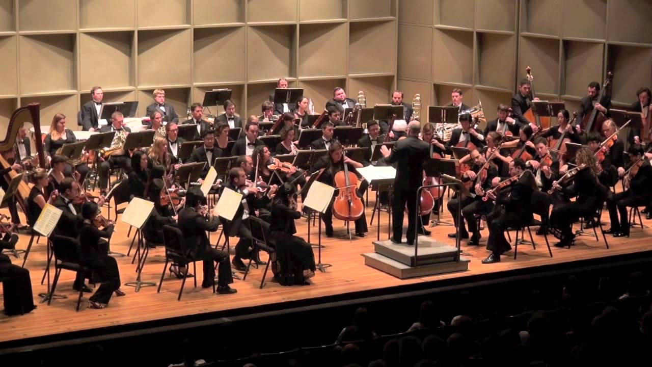 Stony Brook University Stony Brook Symphony Orchestra