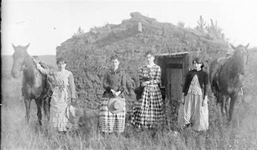 single women homesteaders