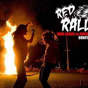 Image for: Red Rally Bonfire and Pep Rally
