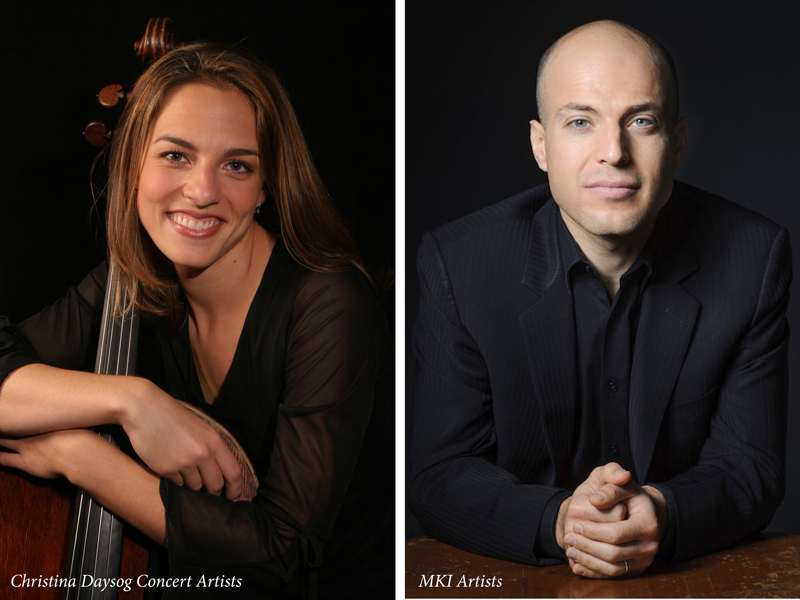Music Series at Akin: Julie Albers and Orion Weiss