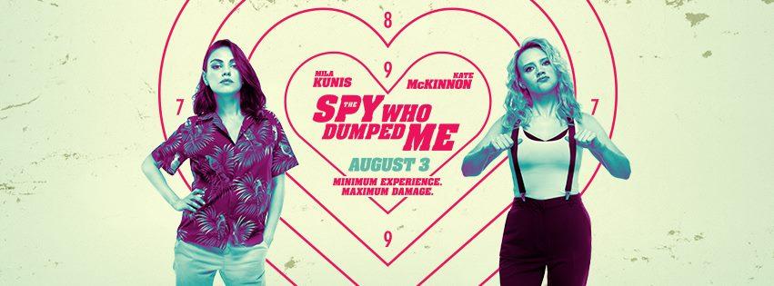 full movie spy who dumped me
