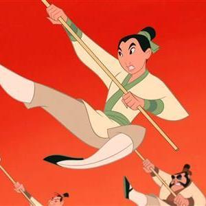 Image for: Mulan - ASUNM Southwest Film Center