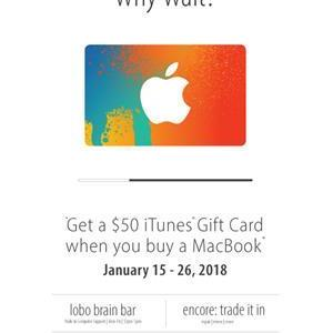Image for: UNM Bookstores Apple Back to School Promo