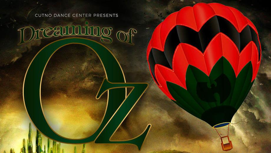 "Cutno Dance Center presents: ""Dreaming of Oz"""