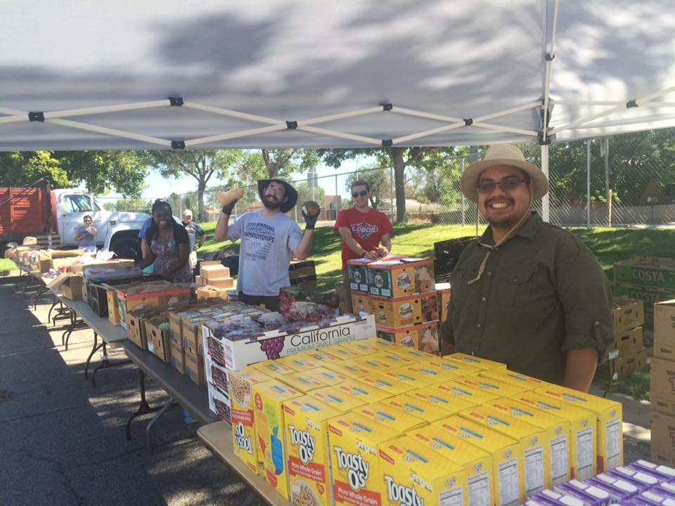 UNM Events Calendar Lobo Food Pantry