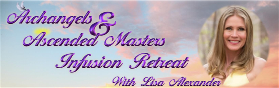 Lisa Alexander - Archangels and Ascended Masters Infusion