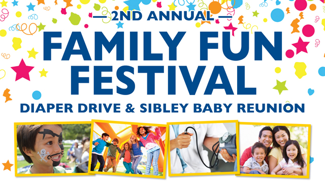 Sibley Memorial Hospital 2nd Annual Family Fun Festival
