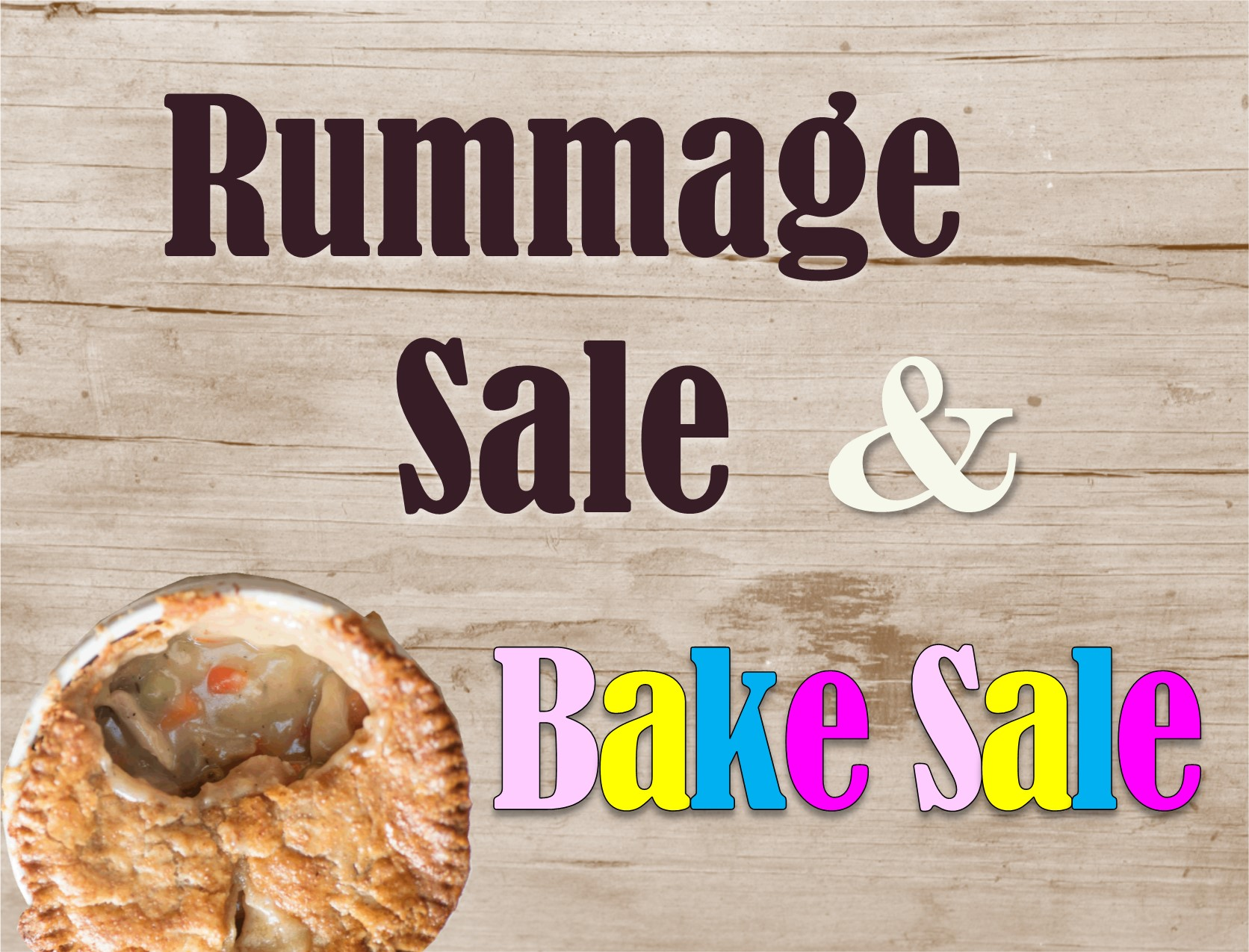 keokuk events rummage bake sale