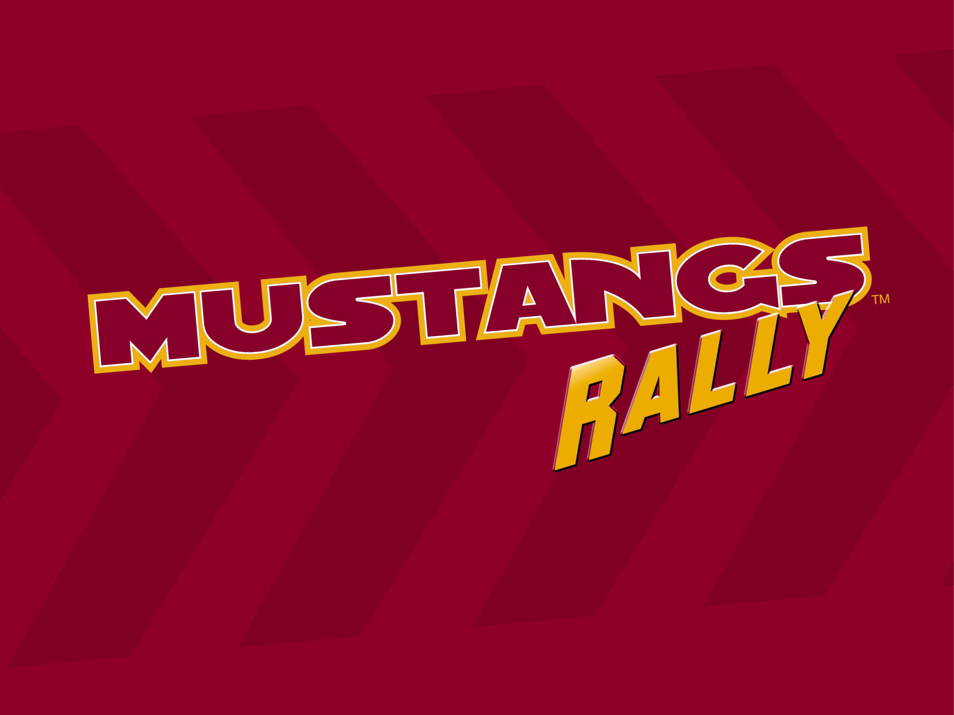 Mustangs Rally