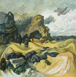 Time In Place: Northwest Art From The Permanent Collection   Sep. 18 -  Dec. 18, 2021