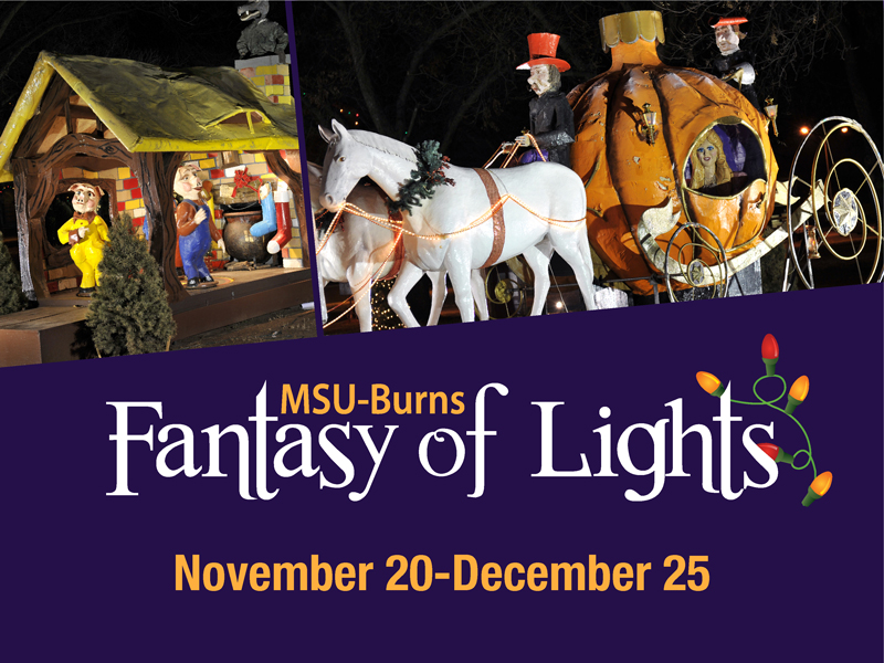 MSU-Burns Fantasy of Lights