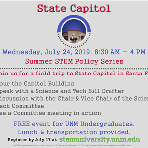 Image for: State Capitol - STEM Policy Series