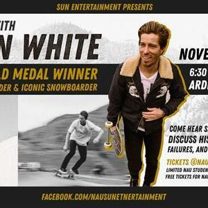 Evening with Shaun White Flier