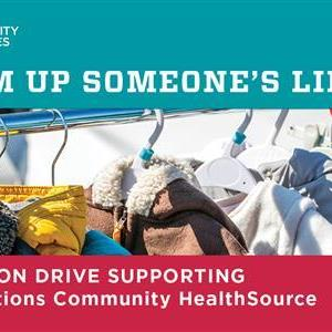 Image for: Donation Drive for First Nations Community HealthSource