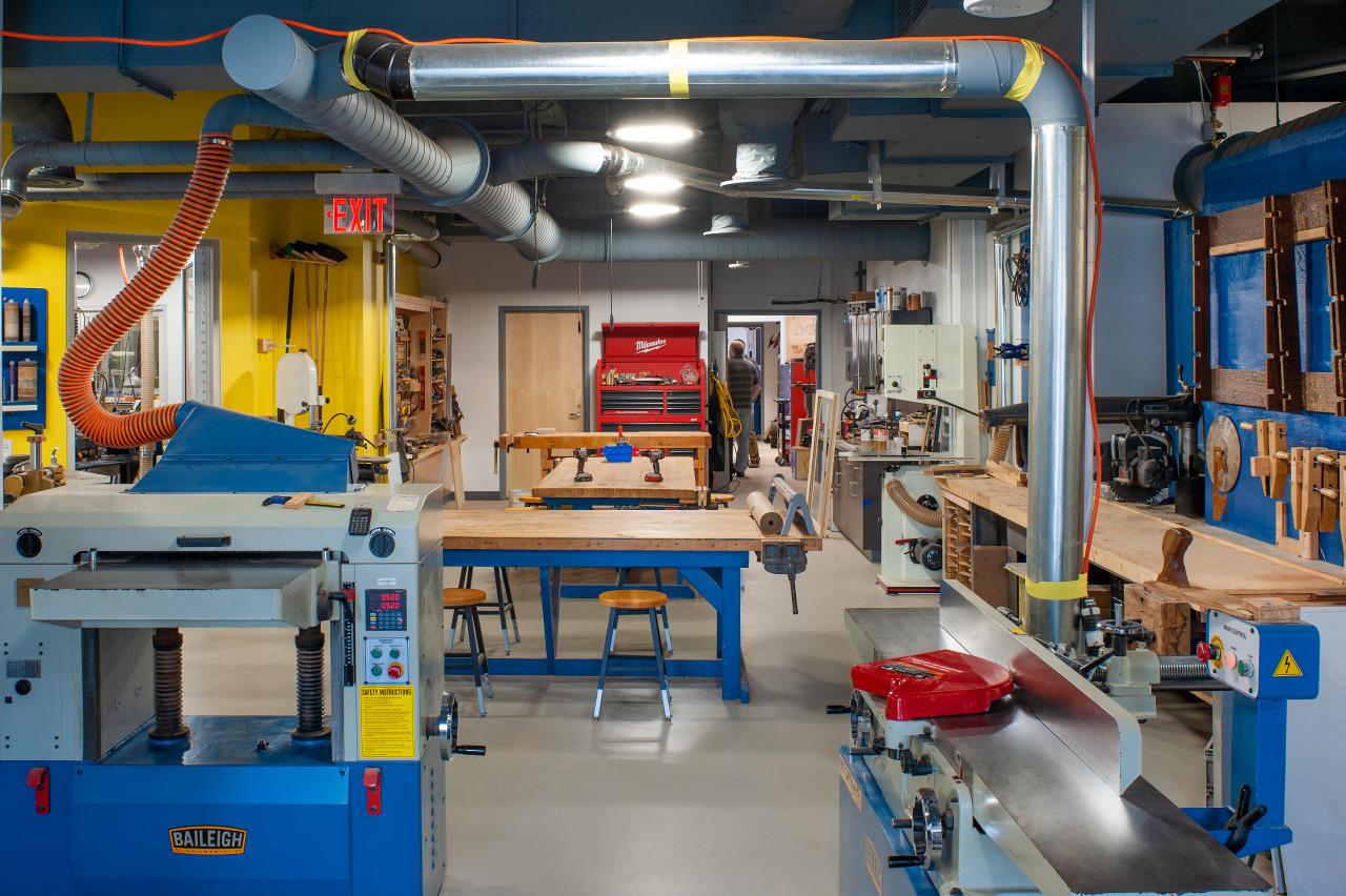 Fab Lab Ncc Woodworking The Basics