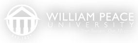 William Peace University Calendar