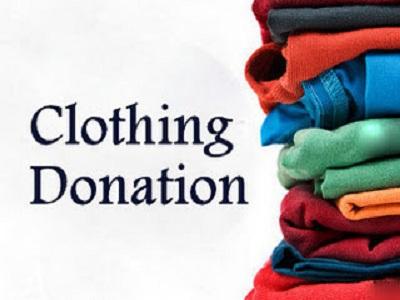 Winter Clothing Donation
