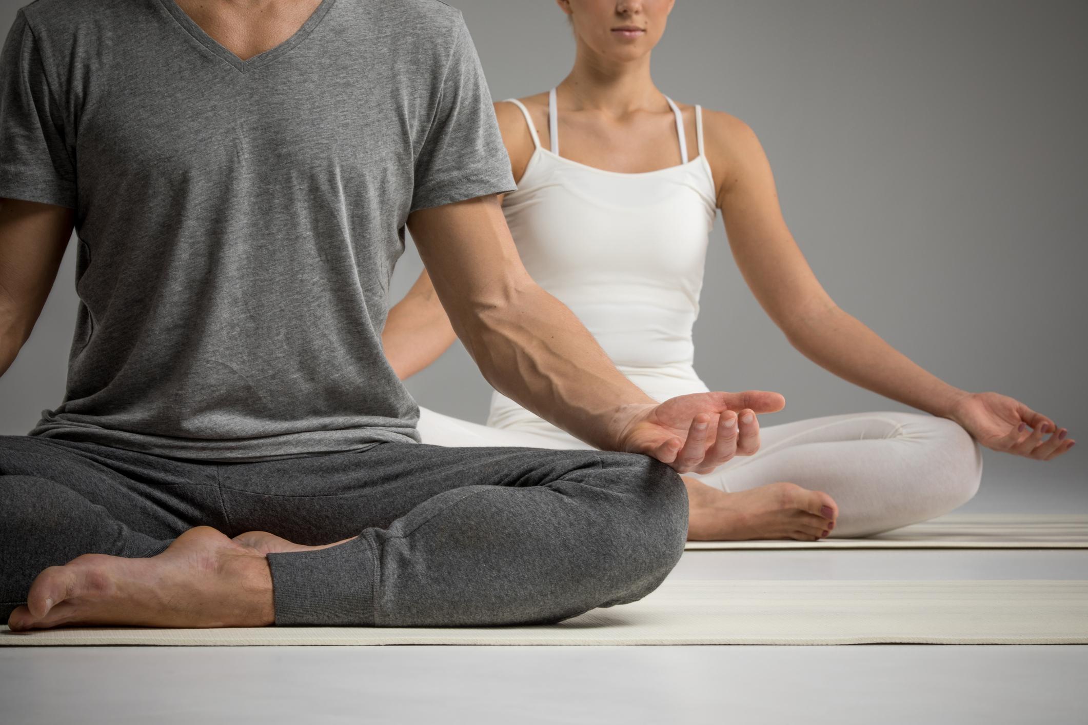 north lake college free yoga class