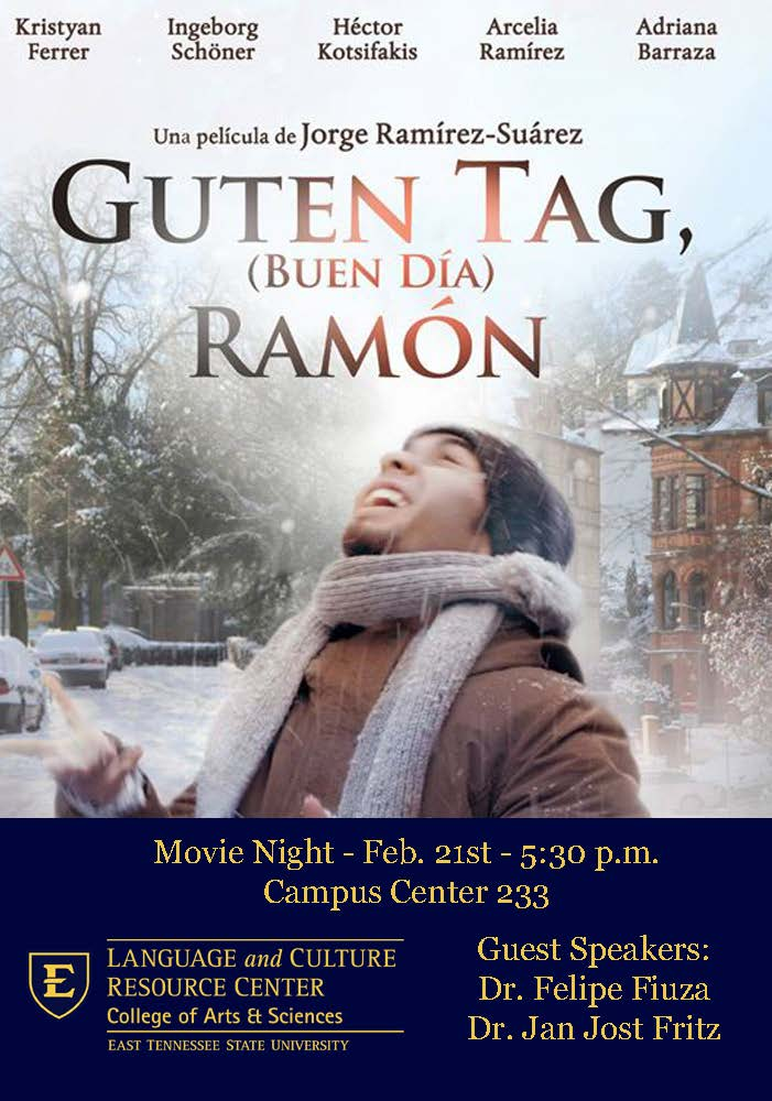 05 Campus Life - LCRC Movie Night: Gutten Tag, Ramon on