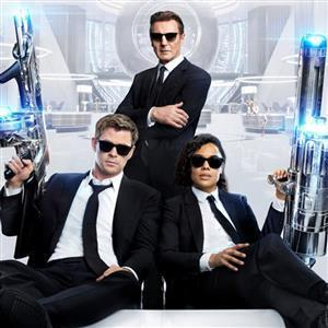 Image for: Men in Black: International - Mid Week Movie Series