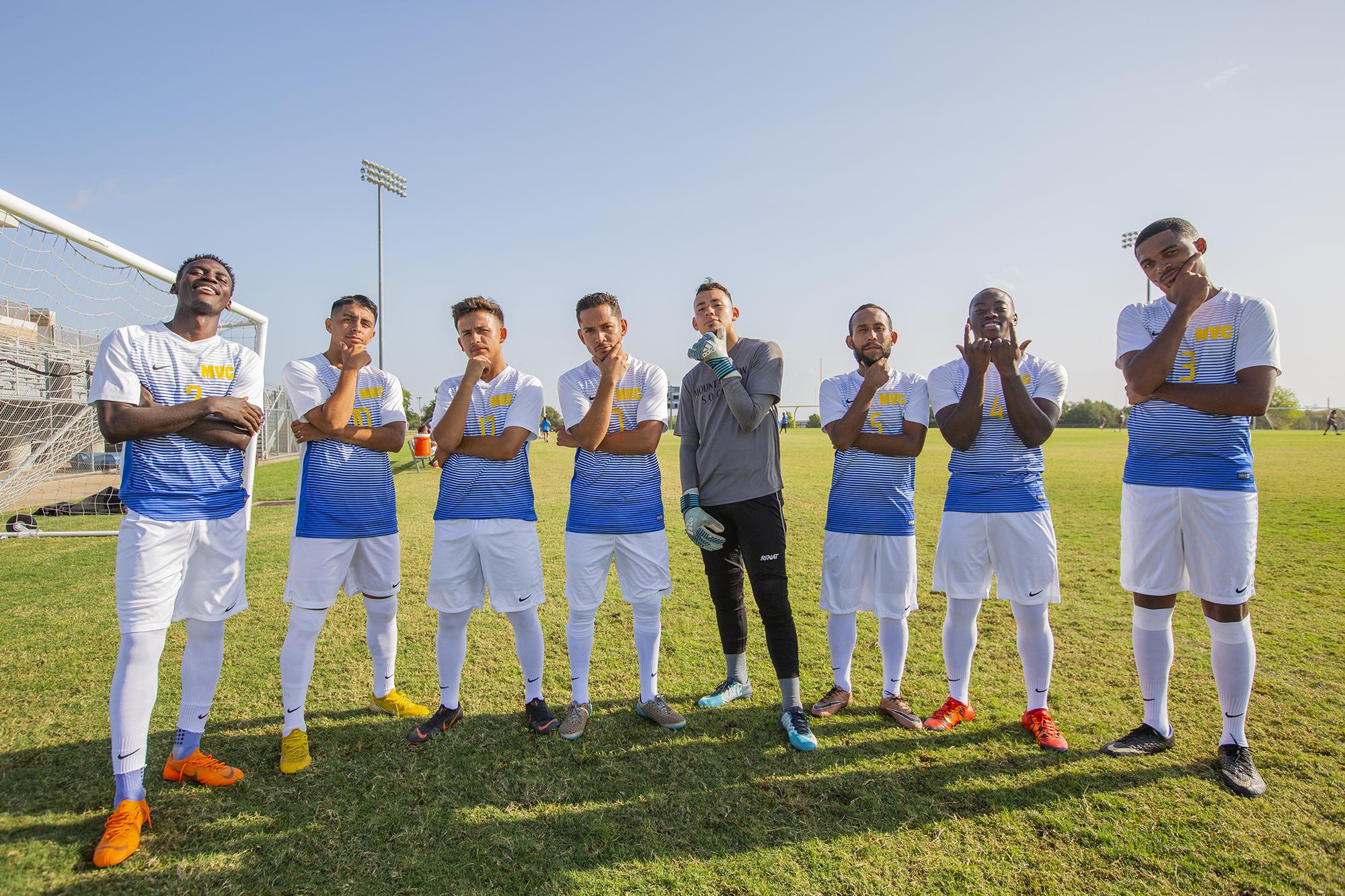 Mountain View College - MVC Men's Soccer