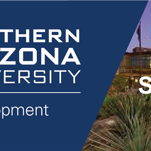 The logo is a banner with NAU-IHD in one side and 2020 Evidence for Success on the other side.