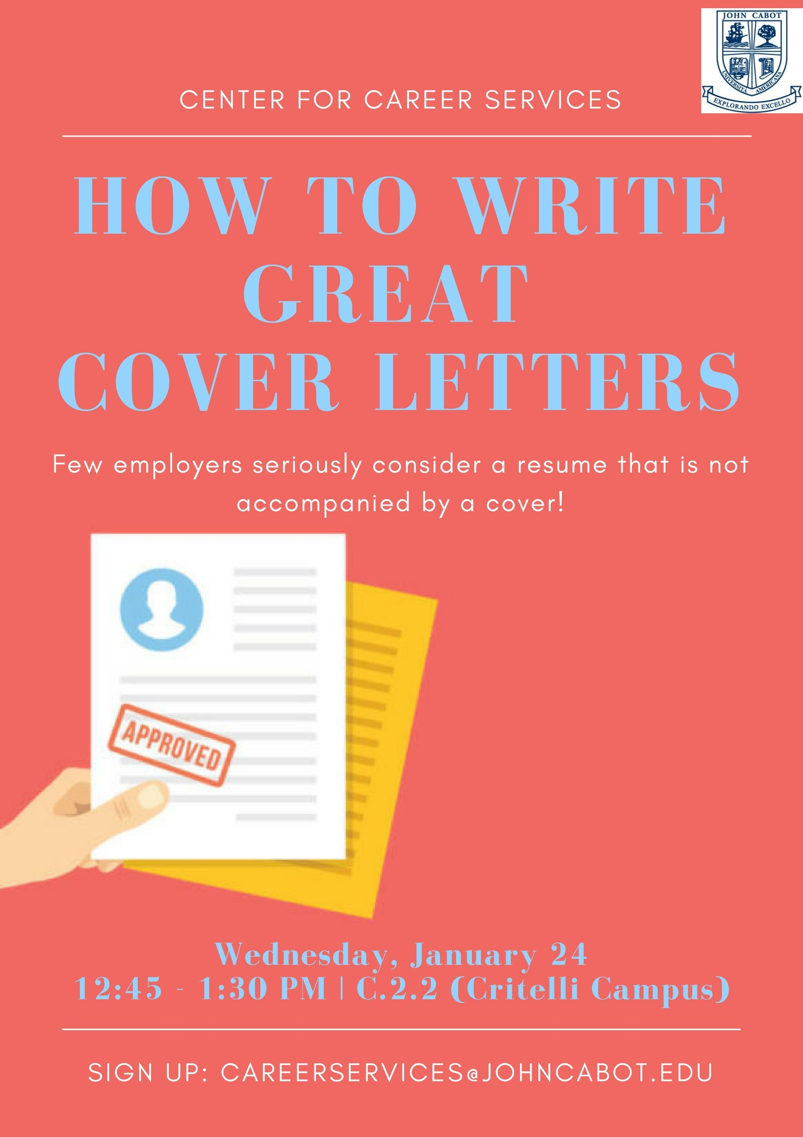 how to write great cover lettersjpg - How To Write Great Cover Letters