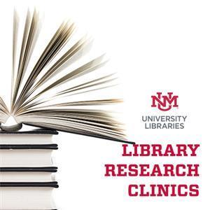 Image for: Library Research Clinics