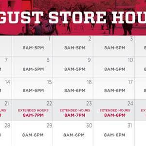 Image for: Extended Store Hours