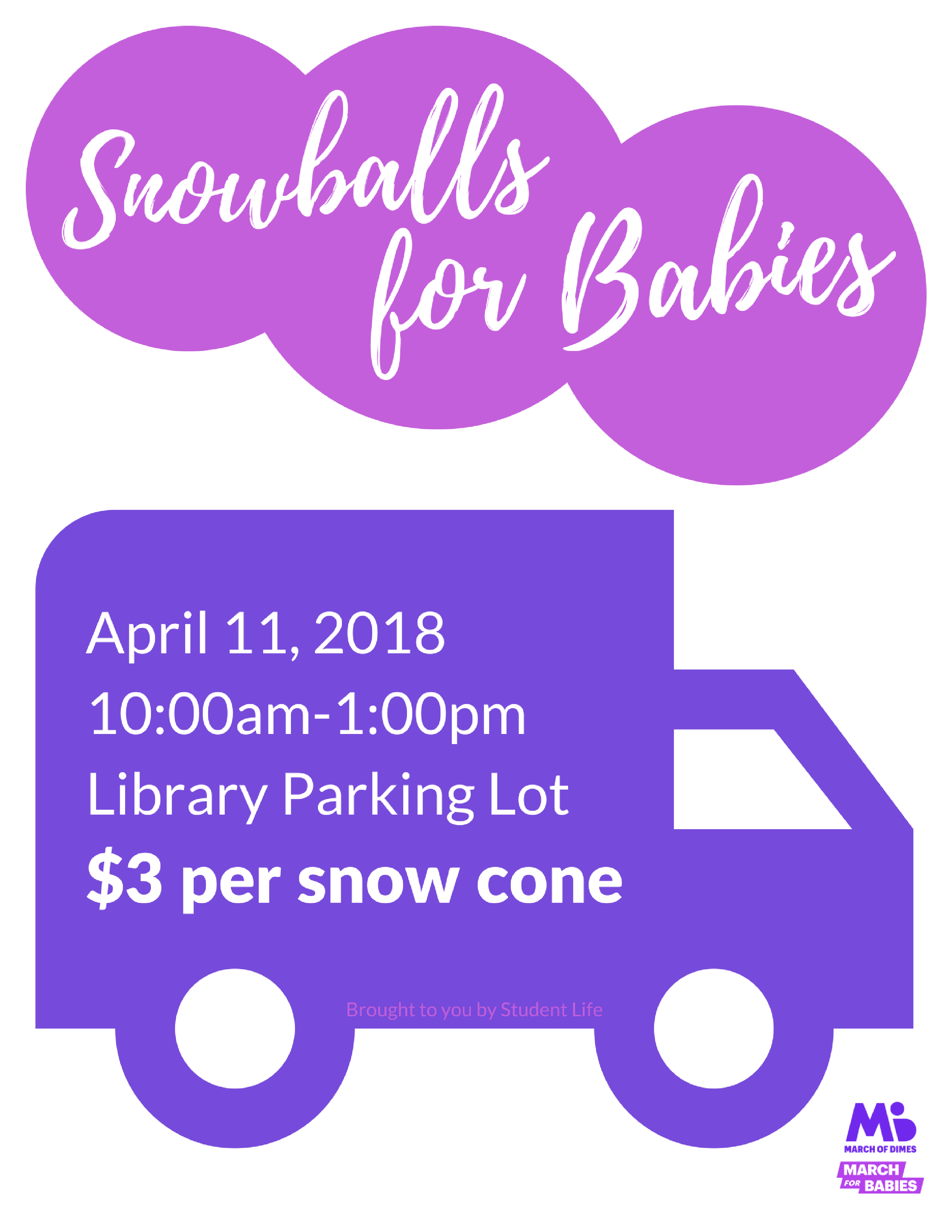 Spartanburg Community College Snowballs For Babies