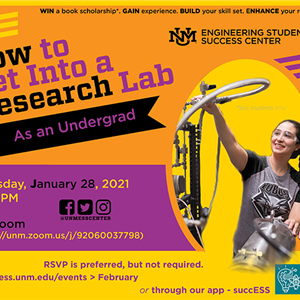 Image for: How to Get Into a Research Lab