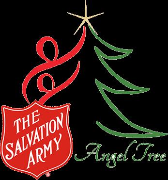 angelTreeLogo.png. Angel Tree ... - University Calendar - Salvation Army Christmas Angel Tree