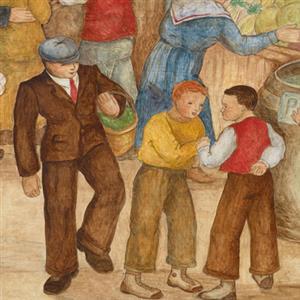 Forgotten Stories: Northwest Public Art in the 1930s | Feb 25 - Mar 27