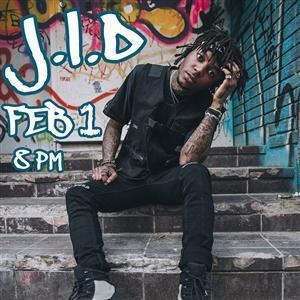 Image for: J.I.D Concert @ The SUB