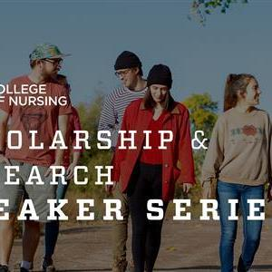 Image for: Scholarship & Research Speaker Series - Empowering Youth: Research and Scholarship Supporting Adolescent Healthship
