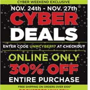 Image for: Cyber Weekend Sale