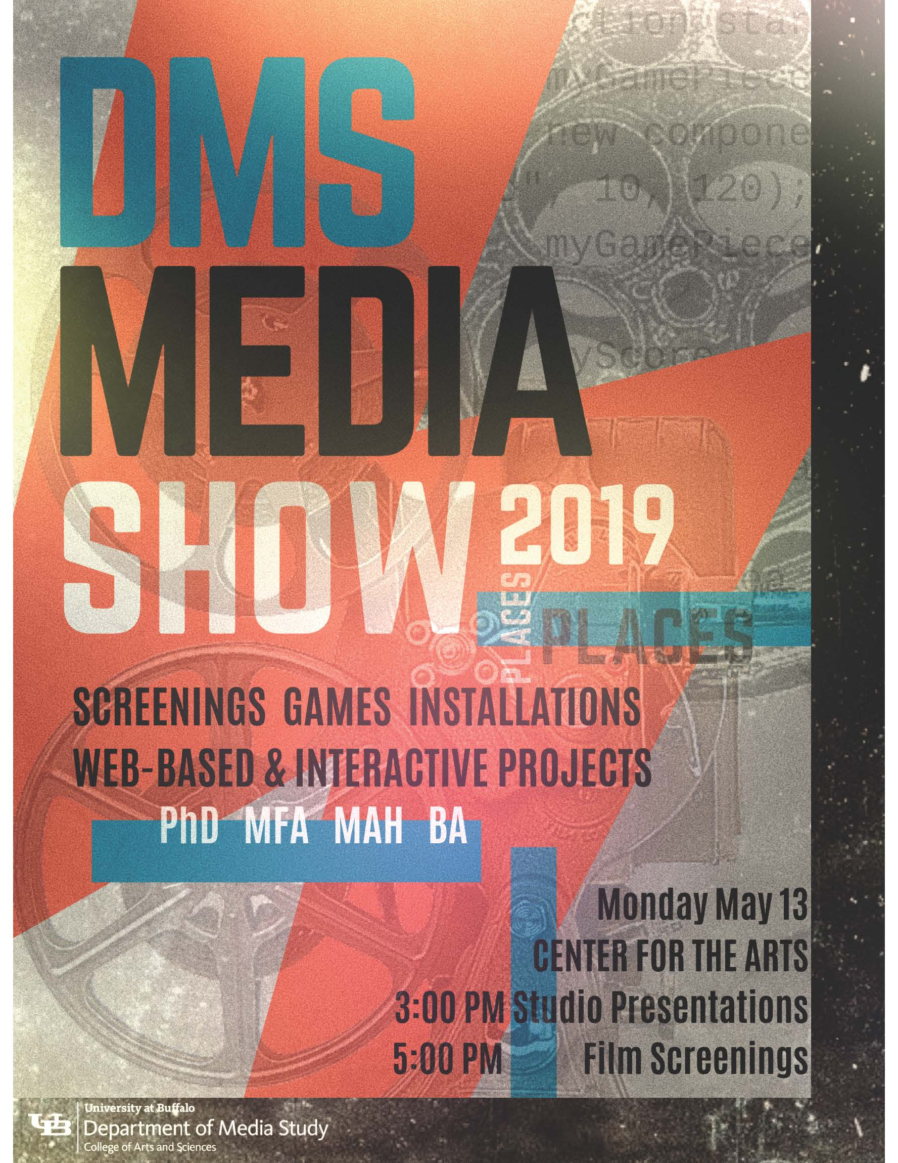 Ub Calendar 2019 UB Events Calendar   DMS MEDIA SHOW 2019