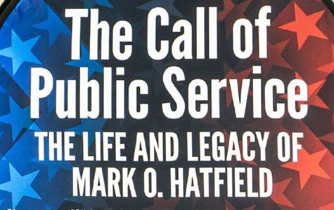 Exhibition - The Call of Public Service: The Life and Legacy of Mark O. Hatfield