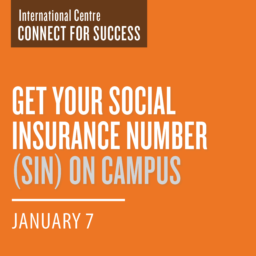 Research And International Get Your Social Insurance Number Sin