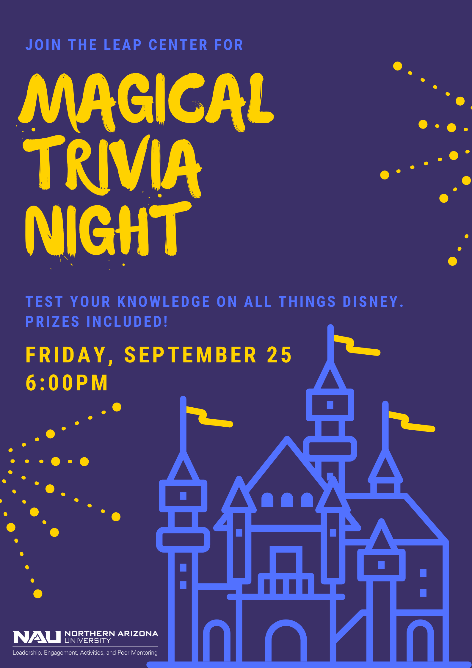 Trivia Night with LEAP