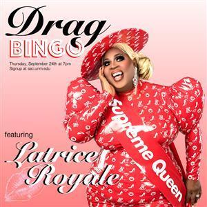 Image for: Drag Bingo featuring Latrice Royale