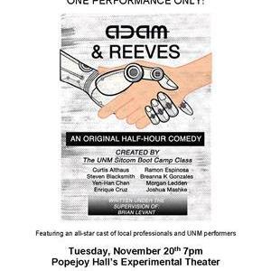 Image for: Adam & Reeves: An Original Half-Hour Comedy